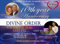 2016 SPWC Anniversary